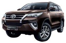 Toyota Hilux, Fortuner, Innova bản Malaysia cập nhật các tính năng an toàn và tiện ích mới