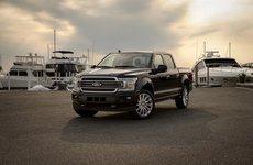 Ford F-150 Limited 2019 công bố giá mới 1,6 tỷ đồng