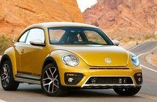 Volkswagen Beetle đã trải qua bao nhiêu vòng đời trước khi bị khai tử?