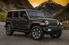 Mã đơn đặt hàng hé lộ việc xuất hiện của Jeep Wrangler 2019 bản chạy dầu