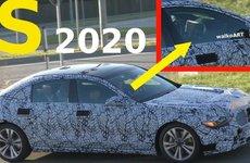 Mercedes-Benz S-Class 2020 lộ diện trên đường chạy thử với nhiều chi tiết lạ