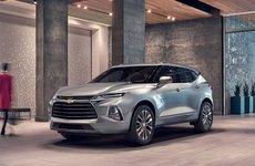 Chevrolet Blazer 2019 ra mắt với nhiều tính năng khởi điểm, giá chỉ từ 700 triệu đồng