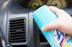 Điều hòa ô tô bốc mùi khó chịu, áp dụng ngay các cách sau để xử lý