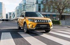 Ngắm nhìn Suzuki Vitara 2019 vừa công bố giá bán 510 triệu đồng tại trời Tây