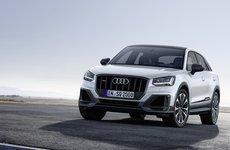 [Paris 2018] Audi SQ2 2019 - Crossover hiệu suất cao mạnh 296 mã lực