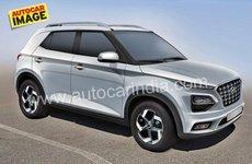 Phác họa SUV Hyundai QXi - Đối thủ hoàn toàn mới của Ford Ecosport