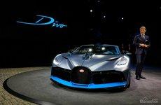 [Paris 2018] Siêu xe chục tỷ Bugatti Divo tỏa sáng tại triển lãm