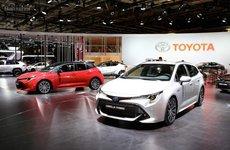 [Paris 2018] Toyota Corolla 2019 bản Hatchback và Wagon hiện hình