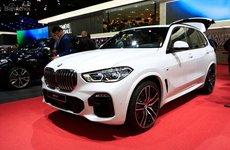 [Paris 2018] BMW X5 2019 cải tiến toàn diện từ ngoại hình đến chất lượng