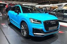 [Paris 2018] Audi SQ2 2019 - SUV thể thao công suất siêu mạnh ra mắt