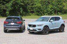 So sánh nhanh BMW X1 2018 và Volvo XC40 2018: Chọn xe sang Đức hay Thụy Điển?