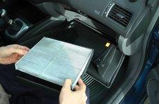 Kiểm tra, thay thế lọc gió điều hòa ô tô để tận hưởng mùa hè cùng xế hộp