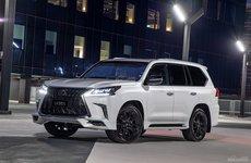Hé lộ mẫu xe đầu bảng Lexus LX 570 S 2018