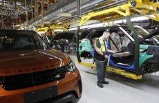 Jaguar Land Rover tạm đóng cửa nhà máy do doanh số kém