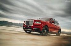 Rolls & Royce Cullinan có thể trang bị động cơ hybrid mạnh hơn 563 mã lực