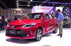 Toyota Vios 2019 chào sân với giá 282 triệu