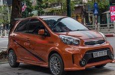Loạt ô tô đeo biển ngũ quý siêu đẹp tại Hà Nội khiến dân chơi xe phát thèm