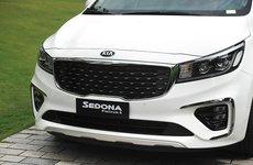 Giá lăn bánh xe Kia Sedona 2019 nâng cấp mới tại Việt Nam