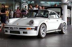 Porsche 911 930 sử dụng động cơ xe đua F1 sẽ xuất xưởng với số lượng 11 chiếc