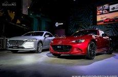Vén màn Mazda 6 2019 và Mazda MX-5 2019