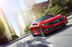 Đánh giá xe Honda Civic 2019 facelift