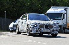 Mercedes-Benz S-Class thế hệ mới sẽ đến vào năm 2020 với công nghệ tự hành cấp độ 3