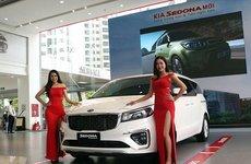 Đánh giá xe Kia Sedona 2019 bản Platinum G cao cấp nhất về thiết kế và trang bị