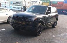 Range Rover HSE 2018 Black Design lần đầu cập cảng Việt Nam