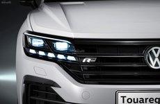 Công nghệ đèn pha, đèn hậu tương tác mới của Volkswagen