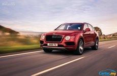Bentley Bentayga V8 trình làng với giá hơn 8,8 tỷ đồng