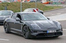 Porsche Taycan có thể không đắt như dự đoán