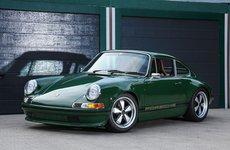 Chiêm ngưỡng chiếc Porsche 911 cổ phục chế có giá 54 tỷ đồng