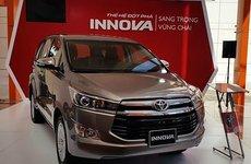 Toyota Innova 2019 nâng cấp nhẹ, tăng giá bán sẽ ra mắt ngày 24/10/2018