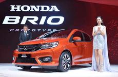 Đánh giá xe Honda Brio 2019 vừa trình làng tại Vietnam Motor Show
