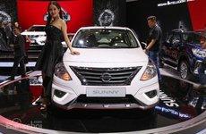 Nissan Sunny 2019 mang thần thái mới đến VMS 2018, giá tăng không nhiều