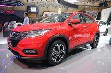 Đồn đoán: Honda HR-V thế hệ mới ra mắt 2019, thêm bản SUV-Coupe