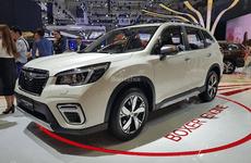 Thông số chi tiết xe Subaru Forester 2.0i-S EyeSight 2019 mới ra mắt Việt Nam