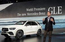 Mercedes-Benz GLE 2019 chính thức mở bán, giá khởi điểm 65.807 euro