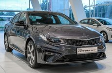 Kia Optima 2019 ra mắt Malaysia, mở màn thị trường Đông Nam Á