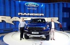 Bất ngờ ngừng bán Ford Ranger Raptor tại Việt Nam