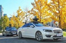 Ford và Baidu cùng bắt tay thực hiện thử nghiệm xe tự hành tại Trung Quốc