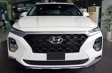 Lộ hình ảnh nội, ngoại thất Hyundai Santa Fe 2019 cận ngày ra mắt tại đại lý