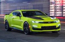 [SEMA 2018] Ngắm Chevrolet Camaro 2019 phiên bản xanh nõn chuối cực chất