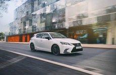 Lexus CT 200h 2019 686 triệu bổ sung biến thể và trang bị mới