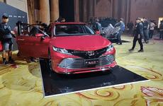 Sau Thái đến Mã Lai, Toyota Camry 2019 1 tỷ khi nào lái sang Việt?