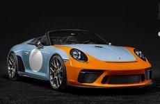 Porsche 911 Speedster thêm màu sơn mới, chuẩn bị sản xuất thương mại