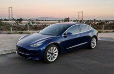 Tesla Model 3: doanh số sụt giảm trong tháng Mười nhưng vẫn nằm ở vị trí số 1