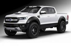 Ford Ranger 2019 giới thiệu 7 bản độ tại triển lãm SEMA