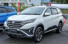 Toyota Rush 2019 được bổ sung thêm trang bị an toàn