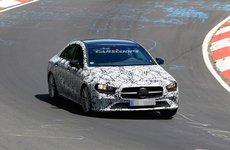 Mercedes-Benz CLA hoàn toàn mới chốt lịch ra mắt năm sau